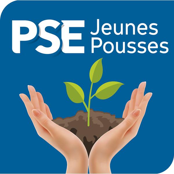 Logo PSE Jeunes Pousses
